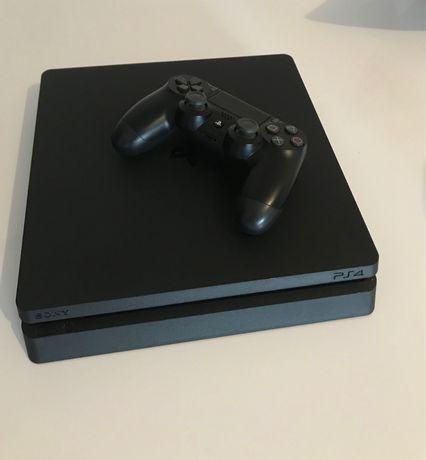 PS4 Slim 1 tera com garantia