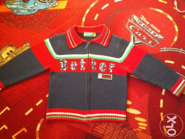 Sweterek - bluza dla CHŁOPCA