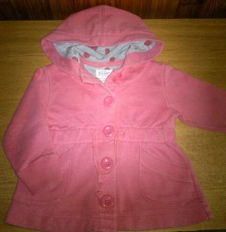 bluza ala płaszczyk dla dziewczynki 12mies