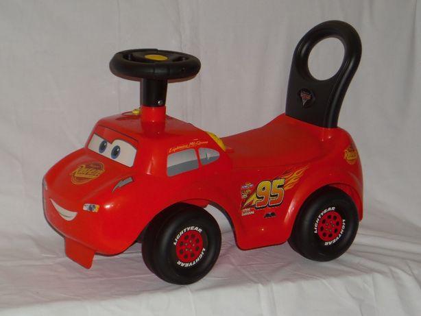 Jeździk z efektami dźwiękowymi - Cars - Auta