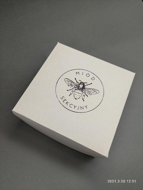 Ule, Kartonik na miód sekcyjny, Pszczoły, Ramki