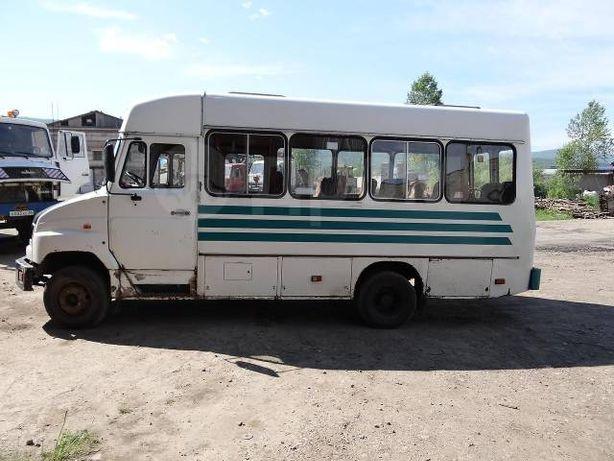 Автобус на базе Зил 5301 бычок Д-245