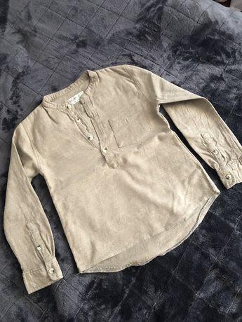 Рубашка zara 7 р