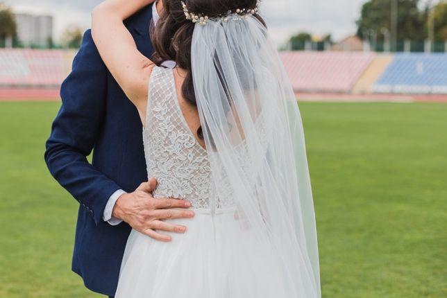 Шикарное свадебное платье. Не венчанное.Весiльна сукня.