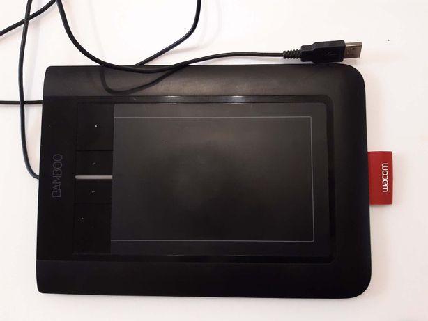 Графический планшет Bamboo CTH-460 Wacom. б/у