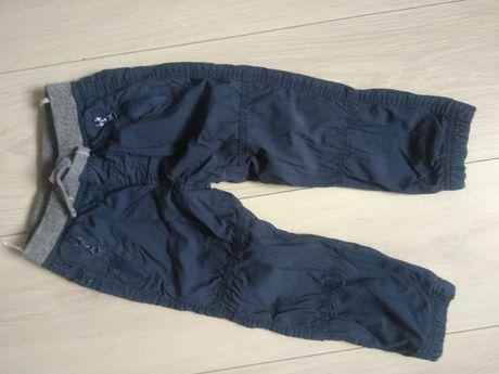 Spodnie z podszewką C&A rozmiar 92