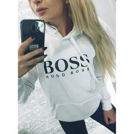 Bluza damska z logo Boss S-Xl!!!