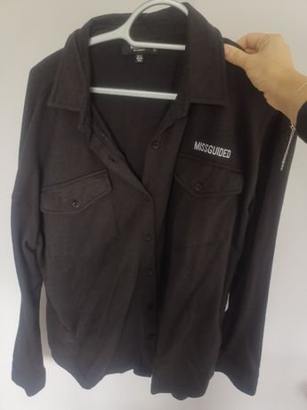Koszula czarna 40 missguided