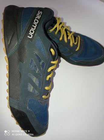 Чоловічі кросівки Salomon sity cross в ідеалі 42p.