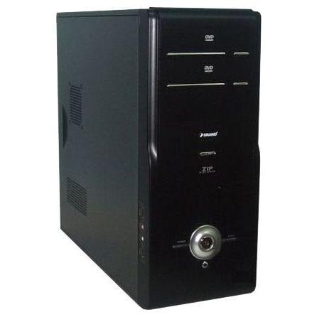 Недорого Компьютер Grand 827TB-PSU Black