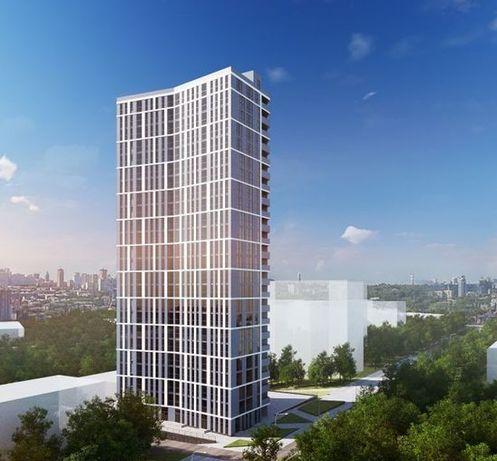 Уникальная квартира-студия в строящимся ЖК Вежа на Ломоносова