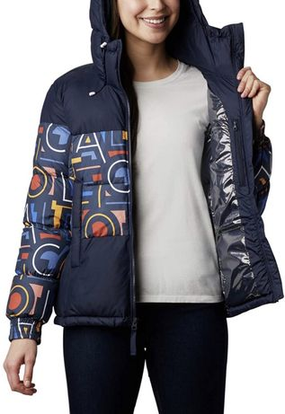 Утеплённая куртка columbia pike lake II (L)