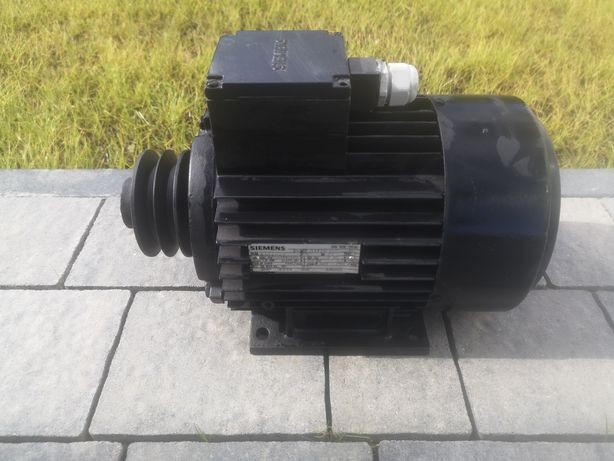 Silnik elektryczny 1,5kw Siemens 1410obr 3f 230 /380v