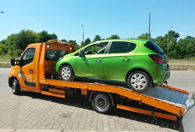 Pomoc Drogowa Najtaniej Auto-pomoc Holowanie 24H Laweta Transport