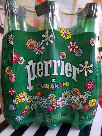 Woda Perrier x Murakami kolaboracja panieński ,18 tka