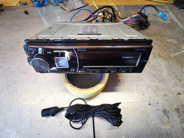 Radio Samochodowe Alpine CDE-178BT Bluetooth USB