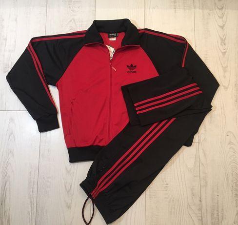 Спортивный костюм Adidas Австрия красный