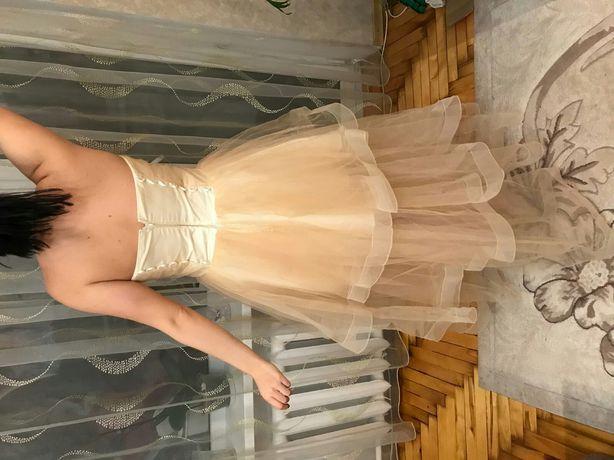 Продам нарядное платье,цена снижена.