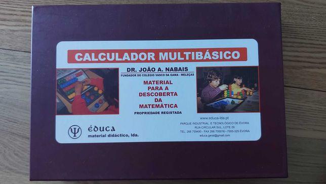 Calculador Multibasico