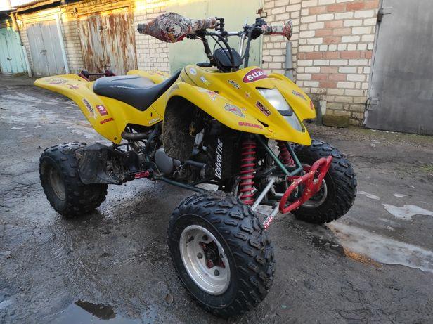 Квадроцикл Suzuki lzt 400