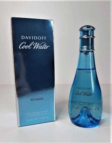 Oryginalny perfum Davidoff 100 ml damski Zamienie