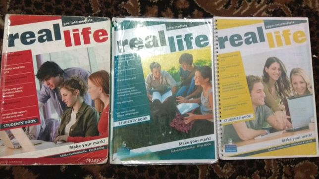 Real life 1, 2, 3