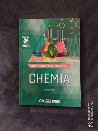 Zbiór zadań maturalnych Chemia - Pac