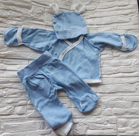 Комплекты одежды на малыша 56-62 размер 0-3 мес
