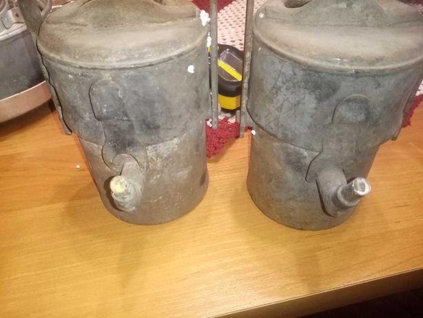 Stare lampy górnicze 2 szt