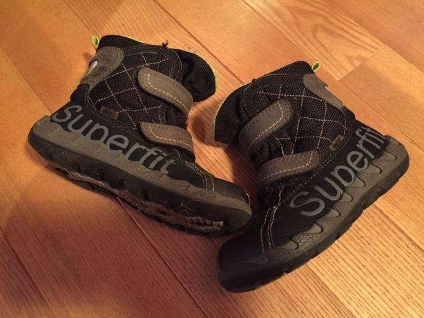 Superfit ботинки зима 28 р