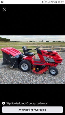 kosiarka traktorek Countax D18-50 Diesel Yanmar elektryka wspomaganie