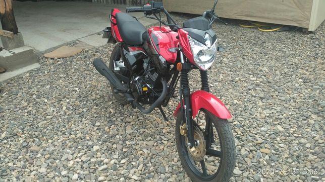 Мотоцикл форте  FT200-23