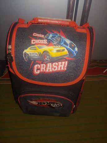Каркасный рюкзак Kite HW18-701M для мальчиков hot wheels