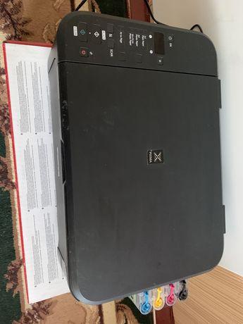 Продам прінтер + сканер canon 2140 .В робочому стані         1100 торг