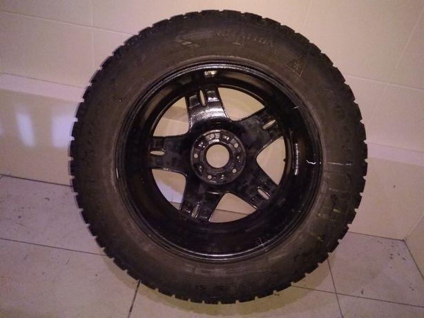 Оригинальные диски R18 Mercedes + 4 комплекта Шин R18
