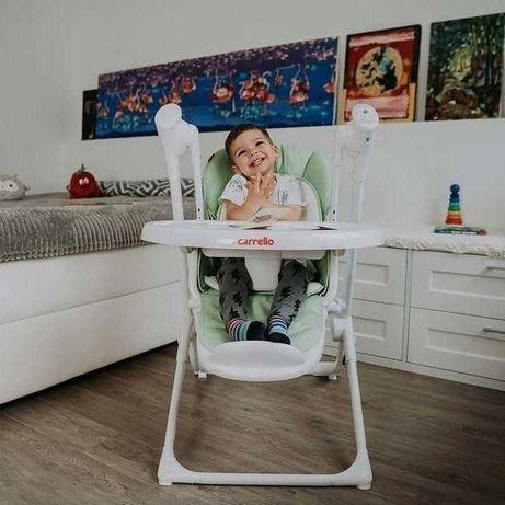 Carrello Triumph 3 в 1 Детский стульчик для кормления, шезлонг, качель