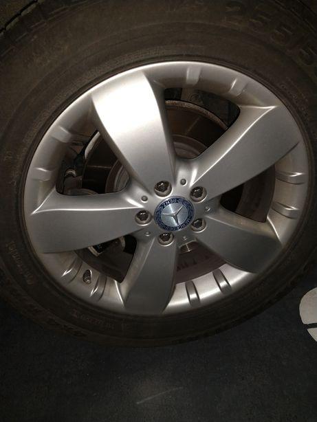 Felgi alu 18 255/55 Mercedes ML GLE w166 w164