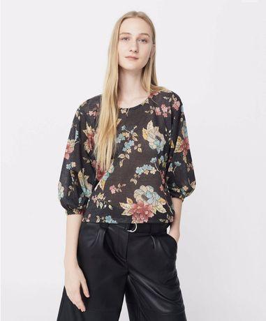 Блуза новая женская размер s, Mango НОВАЯ