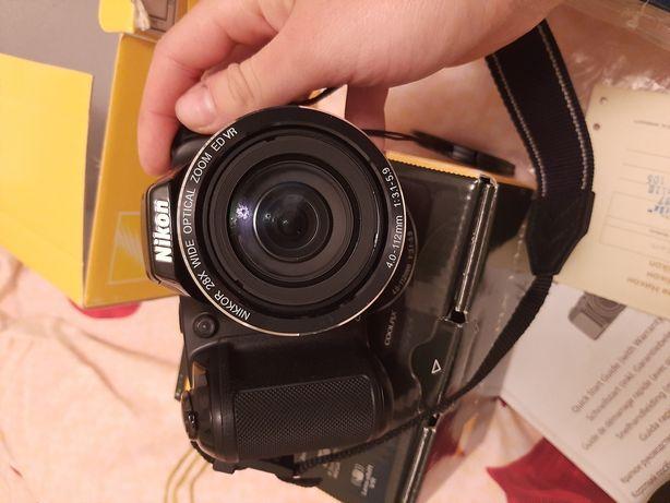Цифрова фотокамера Nikon L340