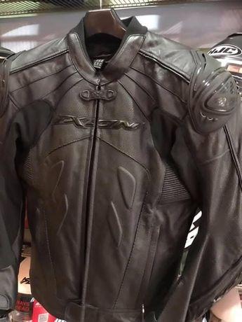 Kurtka motocyklowa nowa męska skóra Ixon XL-54
