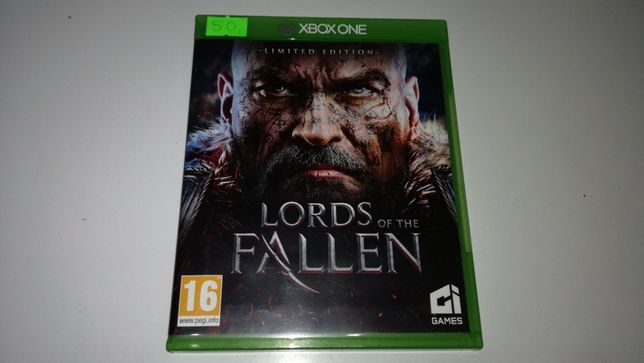 Lords of the Fallen XBOX ONE po polsku
