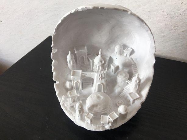 Figurka Księżycowe Miasto Druk 3D / Możliwy Wydruk innych Modeli