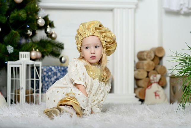 Новорічні костюми для дівчинки