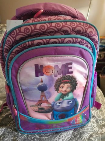 Plecak tornister prezent DreamWorks odblaski