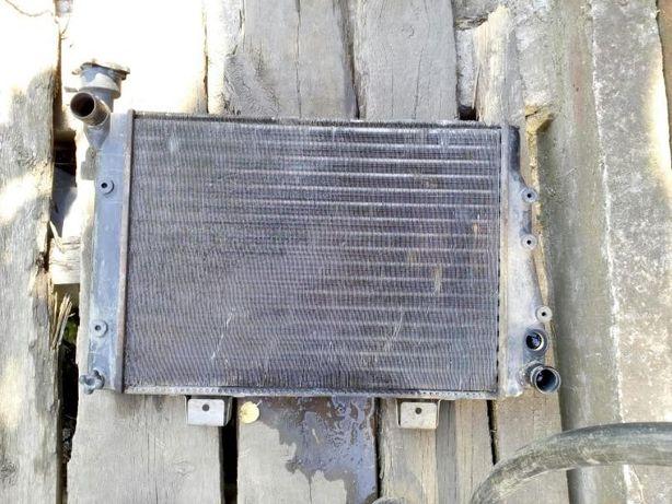 Радиатор с ваз2107
