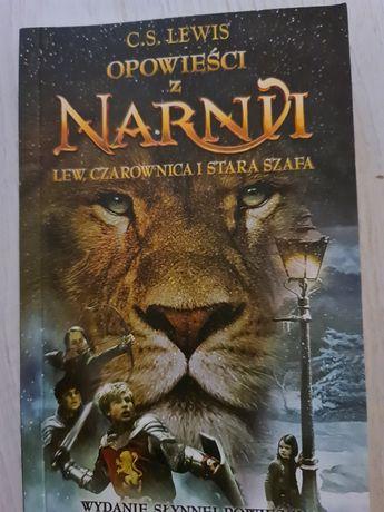 Lektura opowieści z Narnii