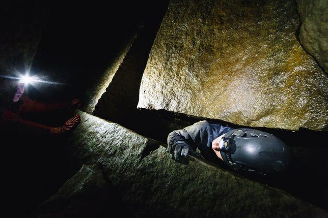 Voucher na zwiedzanie jaskini