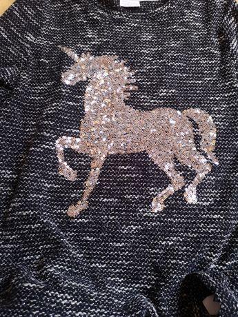 Sweterek dla dziewczynki F&F r 146