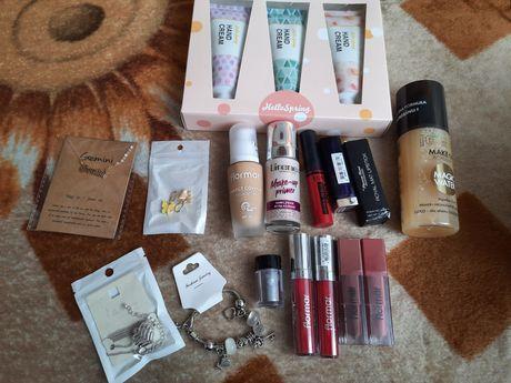 kosmetyki I biżuteria
