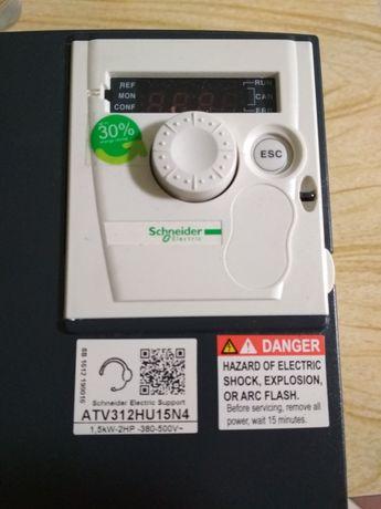 Частотник Shnaider 1.5 кВт